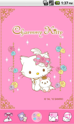 Charmmy Kitty Princess Theme