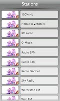 Screenshot of Tunin.FM Top40