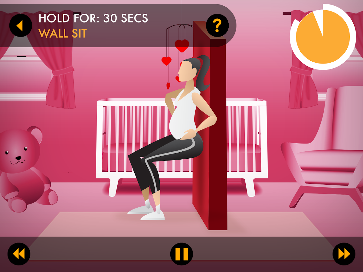 Pregnancy Workouts by Power 20 Screenshot 15