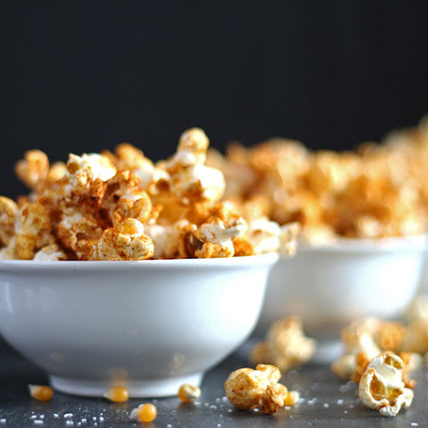 Duck Fat Paprika Popcorn