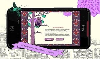 Screenshot of Coloring City