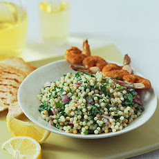 Toasted-Couscous Tabbouleh