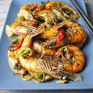 Szechuan Pepper Shrimp Recipes