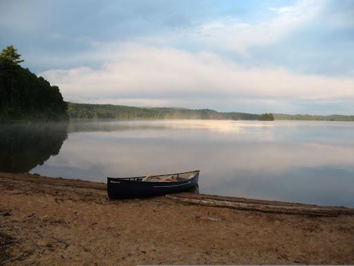 North Tea Lake Algonquin Park