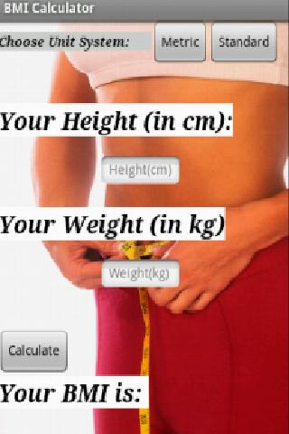 BMI Calculator No Ads