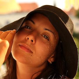 by Eni Zanic - People Portraits of Women