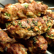 Spicy Meat Kebabs
