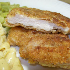 Low Cost German Pork Schnitzel