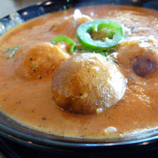 Malai Kofta in Spicy Cream Sauce