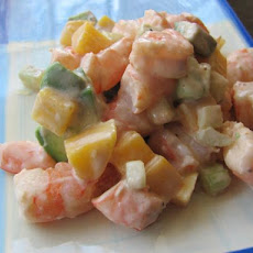 Shrimp/Prawn Salad for Summer
