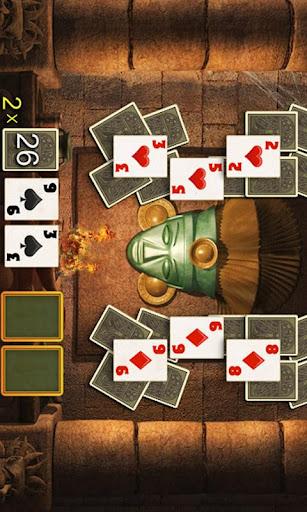 Aztec Solitaire - screenshot