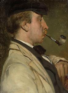 RIJKS: Matthijs Maris: painting 1856