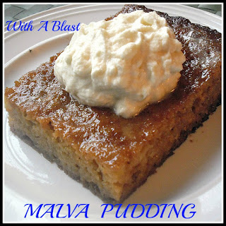 South African Baked Puddings Recipes