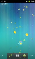 Screenshot of Stars Pro Live Wallpaper