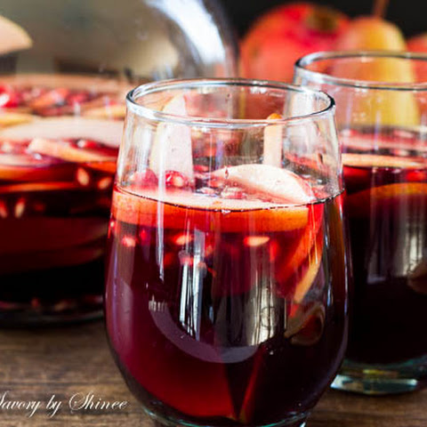10 best sangria with red wine and triple sec recipes yummly for Sangria recipe red wine triple sec