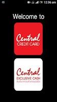 Screenshot of Central Credit Card