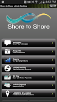 Screenshot of Shore to Shore Credit Union