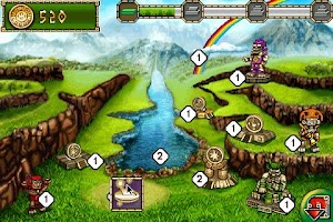 Screenshot of Treasures of Montezuma 2