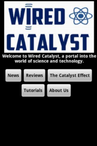 Wired Catalyst