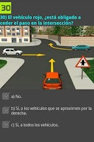 Screenshot of Autoescuela Droid DGT 2012