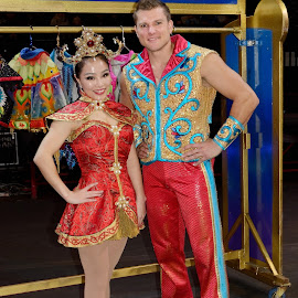 Circus Wardrobe by Stephen Beatty - News & Events Entertainment