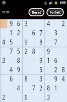 Screenshot of Sudoku Battle