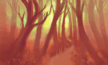 forest doodle~
