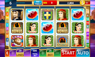 Screenshot of Gold Slots
