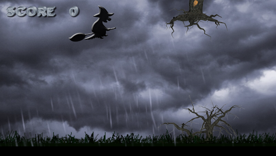 Pinchi Witch - screenshot
