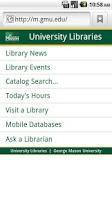 Screenshot of Mobile Mason