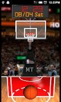 Screenshot of Basketball Locker
