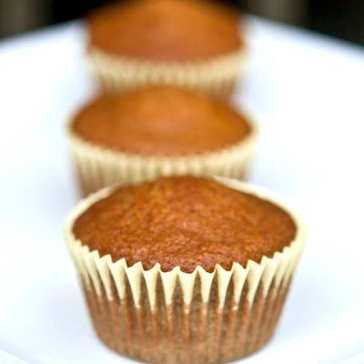 Clean Eating Lemon Muffins