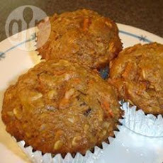 Oat and Carrot Muffins