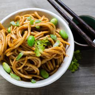 Simple Sesame Soy Sauce Noodles Recipes