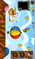 Screenshot of フライング亀(Flying Turtle)