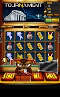 Screenshot of Tournament Slot Machines