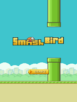 Screenshot of Smash Bird