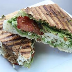 Chicken Pesto & Feta Cheese Sandwich
