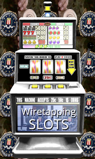 3D Wiretapping Slots - Free - screenshot