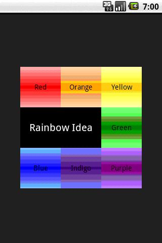 RAINBOW IDEA PRO