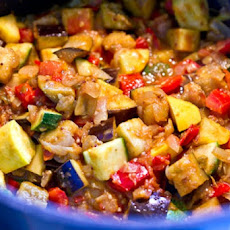 Indian Ratatouille