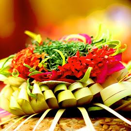 an offering by Hartono Wijaya  - Novices Only Macro ( makassar, offerings )