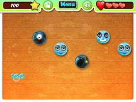 Screenshot of Bubble Arena