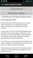 Screenshot of Quick Keyboard Switch