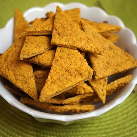 Vegan Nacho Cheez-Its