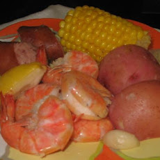Dolly Parton's Shrimp Boil