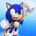 APK Game Sonic Jump Fever for BB, BlackBerry