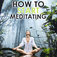 How to Start Meditating icon
