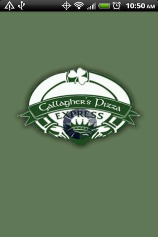 Gallagher's Pizza Express