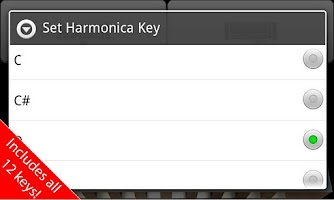 Screenshot of Harmonica: Free Edition!